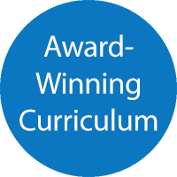Award-Winning Curriculum